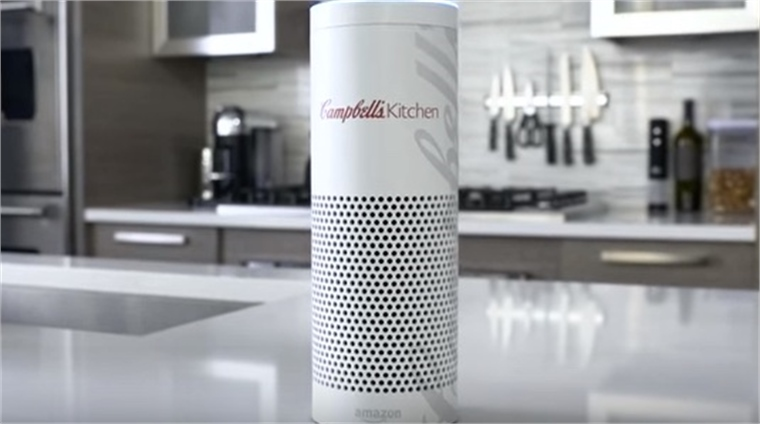 Campbellu0027s Kitchen App For Amazon Echo