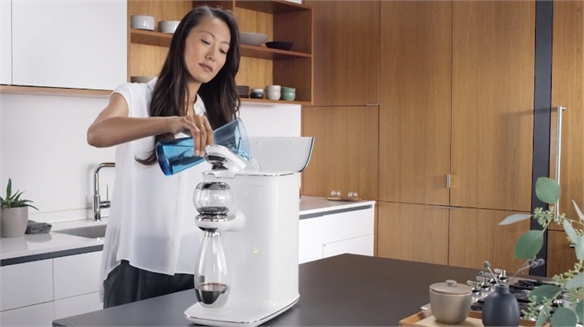 Teforia Smart Brewing Device