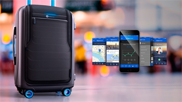 Bluesmart: Connected Luggage