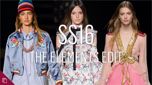 SS16: Apparel Elements Edit