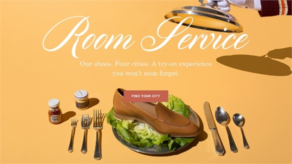 Everlane: E-tail Hotel Pop-Up Promo