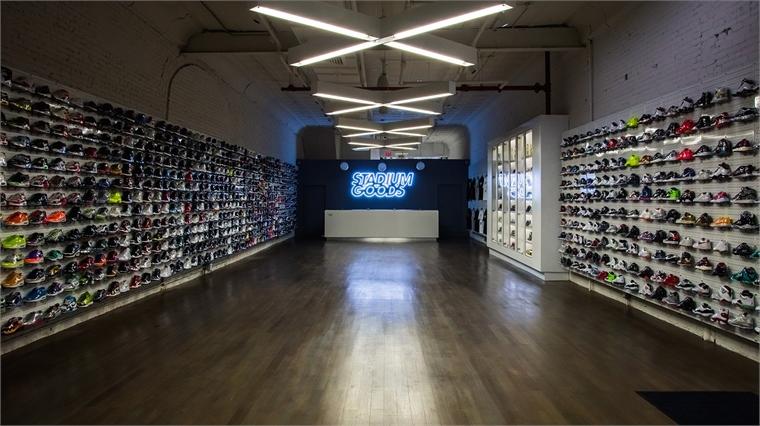9dd74663 Sneakerhead Resale Mega-Concept | Stylus