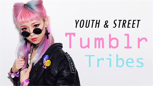 Youth & Street Tumblr Tribes