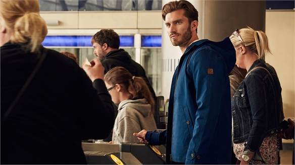 Lyle & Scott Jacket Enables Wearable Payments