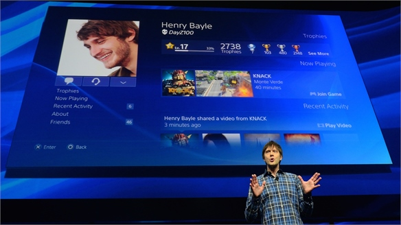 Sony Boosts Gaming's Social Side