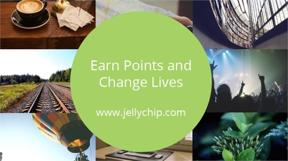 JellyChip: Social Network for Good