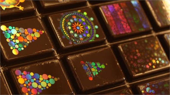 Holographic Chocolate