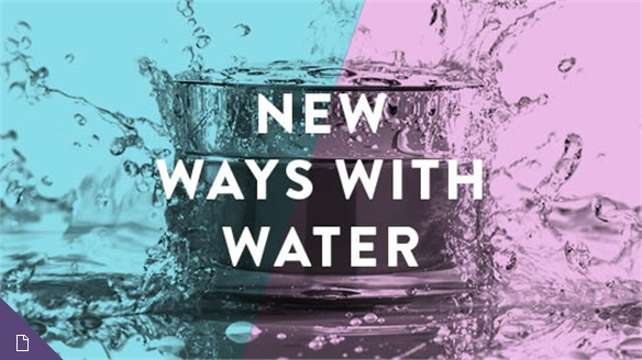 Beauty: New Ways With Water