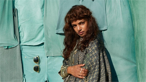 H&M World Recycle Week Featuring M.I.A