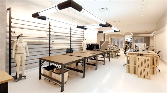 Athleisure Plus: Lululemon Launches Store-Lab, NY