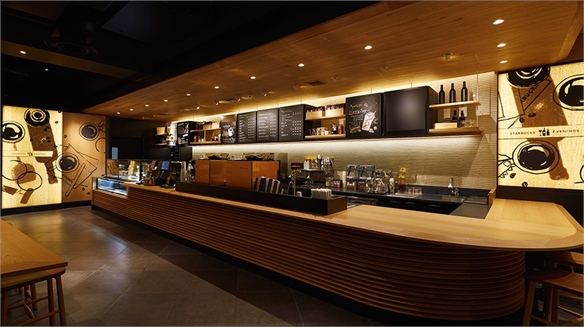 Starbucks Evenings Launched in Japan