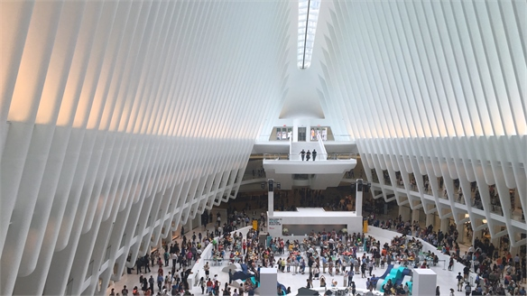 Tech-Smart Westfield Mall Arrives at WTC