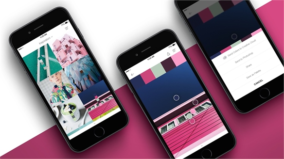 Pantone Launches Next-Gen Colour App