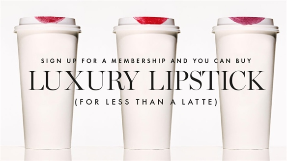 Beauty Pie: Beauty Membership Models