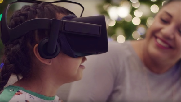 Brands Bring Christmas Cheer Via VR
