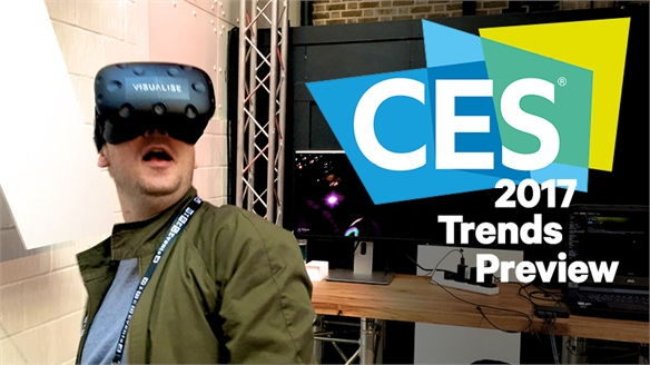 CES 2017 Trends Preview