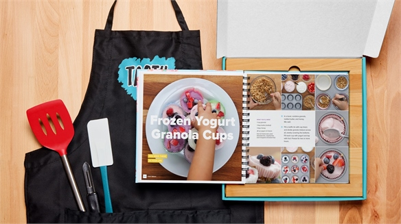 BuzzFeed Launches Cookbooks
