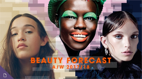 Beauty Forecast: A/W 2017/18