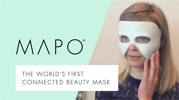 Smart Beauty: Connected Face Mask
