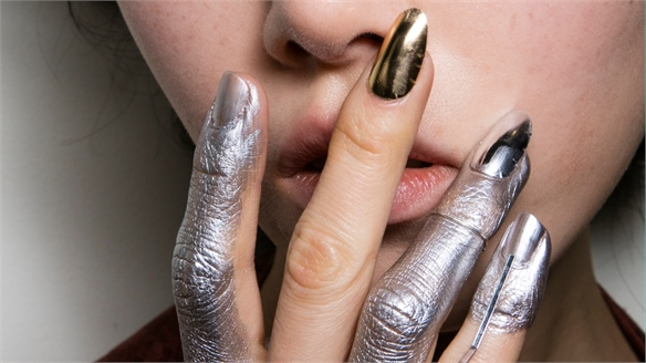 DIY Nails: A/W 16/17 Catwalks