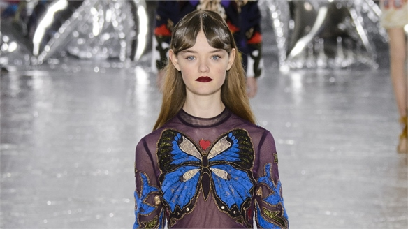 London A/W 16/17 Trend Flash: Fashion Butterfly