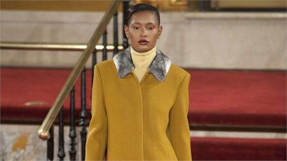 New York A/W 16/17 Trend Flash: Hot Mustard