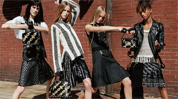 Louis Vuitton: New Modelling Concepts
