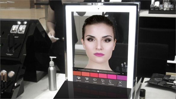CES: ModiFace Updates AR Beauty Makeover Tool