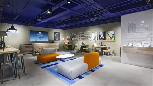 O2 Reimagines Mobile Phone Store as Edu-Tech Hub