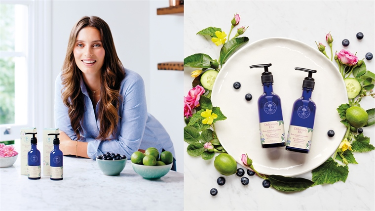 cdef83984 Wellness Beauty  Neal s Yard Remedies   Deliciously Ella. Extra. Deliciously  Ella collaborates ...
