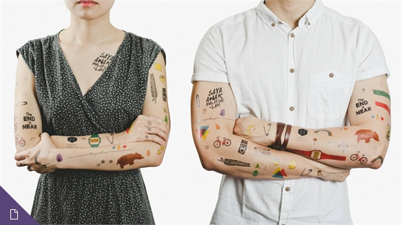 New Ink: Millennials & Tattoos
