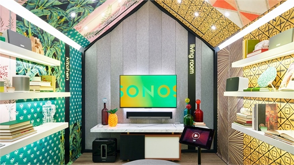 Sonos' Experiential Flagship: In-Context Exploration