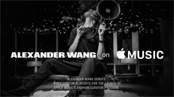 Sonic Branding: Wang, Chloé & Farfetch x Apple Music