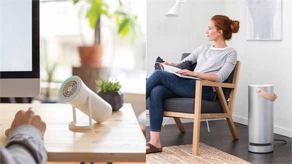 Increased Wellbeing: Personal Air Purifiers