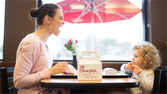 Chick-Fil-A's Mobile-Free Dining