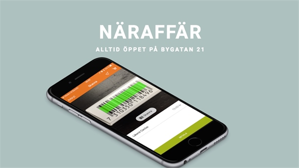 Scan & Go: 24/7 Staffless Convenience Store, Sweden