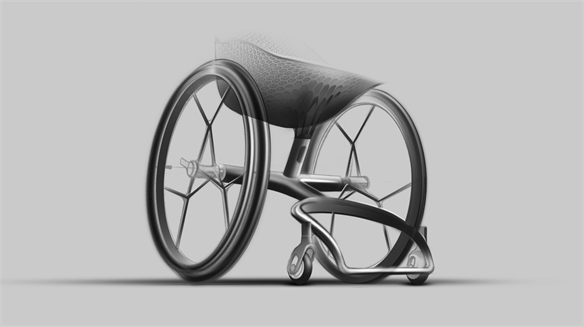 The Wheelchair Reimagined