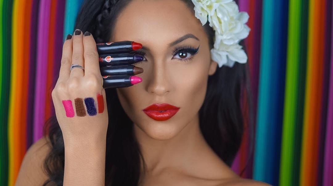 Latina Beauty Selling Cultural Diversity Stylus Innovation