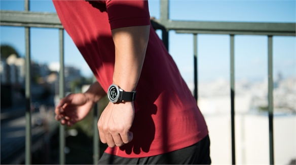 Matrix PowerWatch: Body Heat-Powered Smartwatch