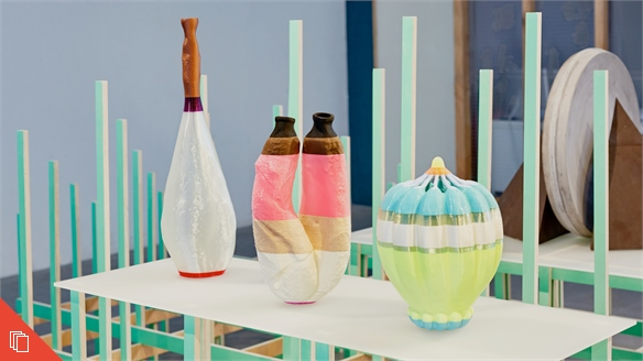 Dutch Design Week 2016: Colour & Materials