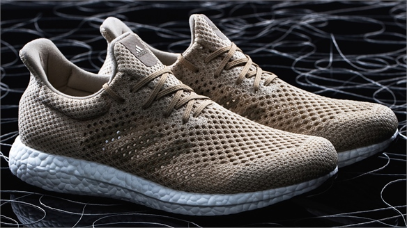 Adidas Reveals Biodegradable Futurecraft Trainers