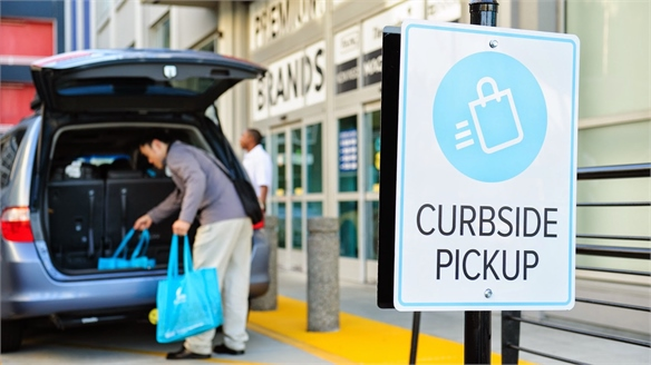 Convenience Retail: Curbside Delivery