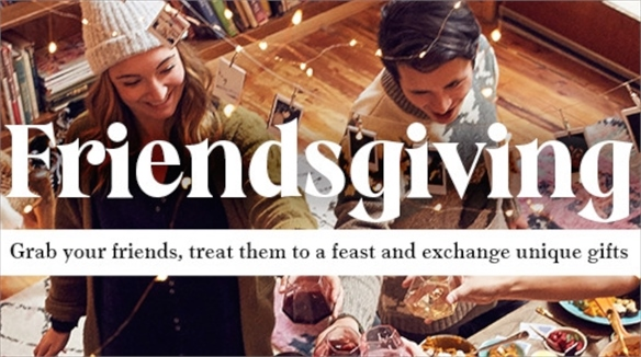 Thanksgiving & Black Friday: Rebooting Holiday Narratives