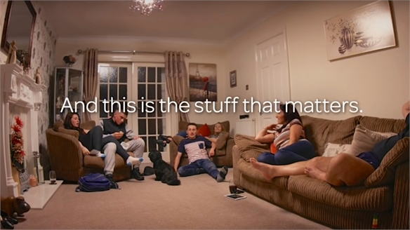 "TalkTalk's ""Brave"" Unscripted Ad"