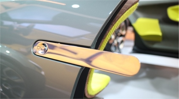 Paris Motor Show 2016: Colour, Material & Trim