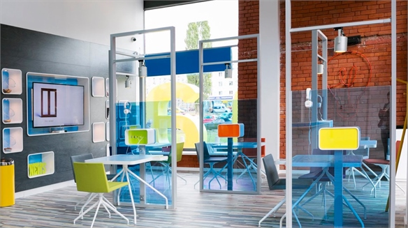 Brand Support: Retail Embraces Co-Working Spaces