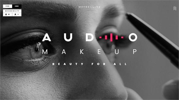 L'Oreal Launches Audio Tutorials for Visually Impaired