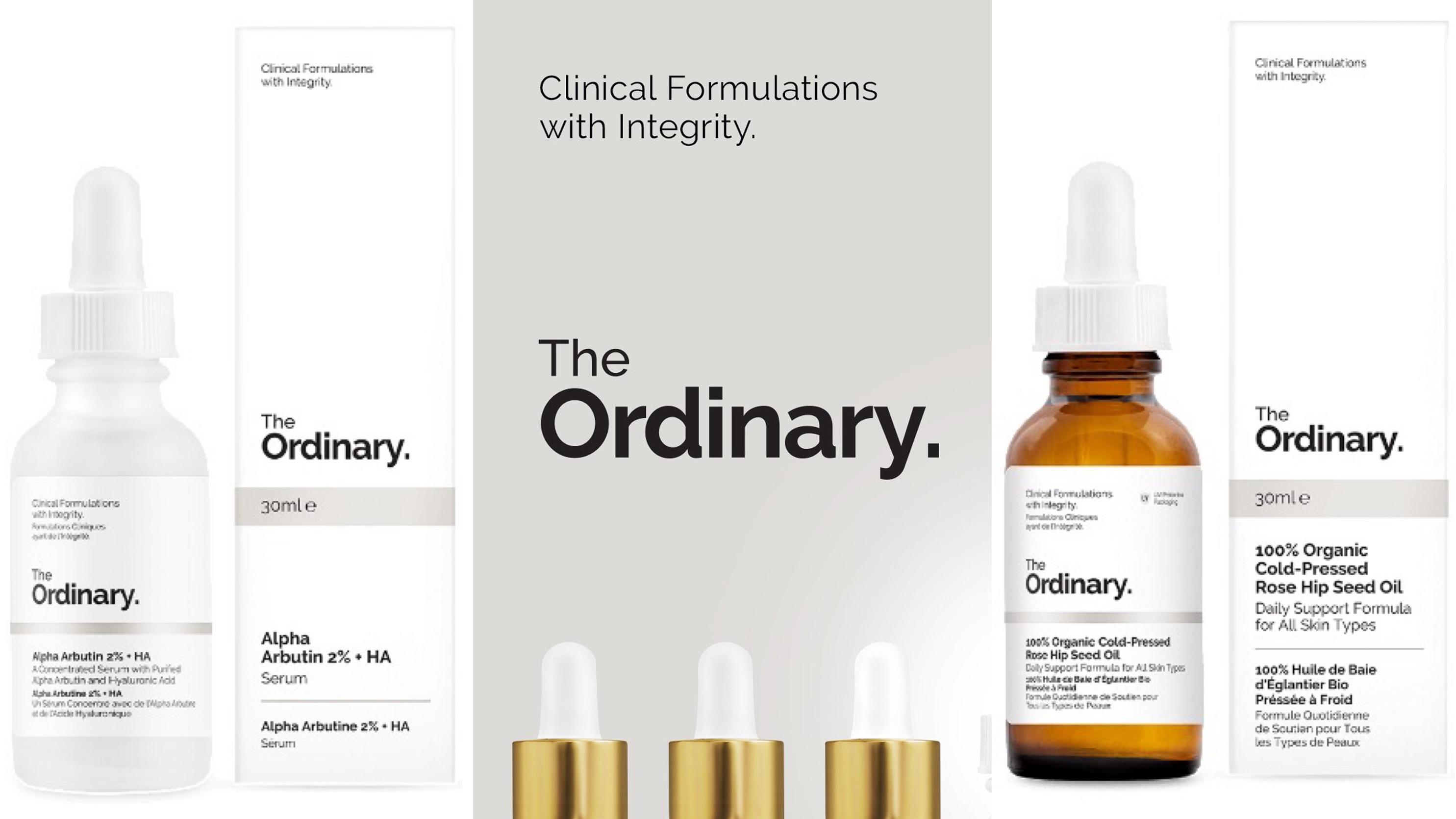The Ordinary: Honest Beauty Business   Stylus