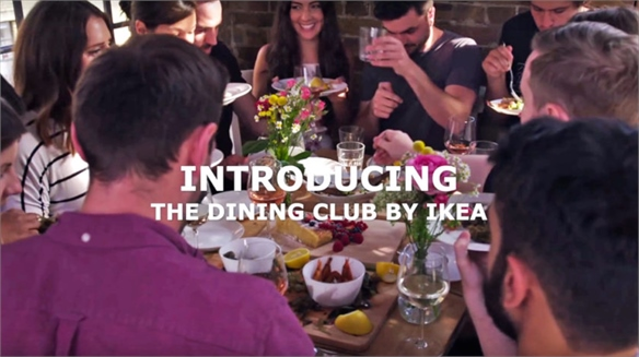 Generous Branding: Ikea's DIY Dining Club + Shop