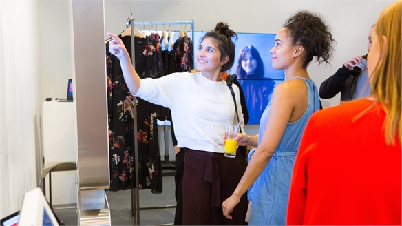 Karen Millen Launches B2B-Only Tech Concept Store